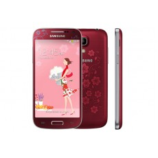 Телефон Samsung i9192 Galaxy S4 mini 16GB (КСТ) цвет, Red La Fleur