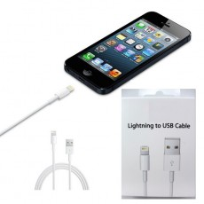 USB кабель APPLE Lightning iPhone 5/5S/6 (ORIGINAL)
